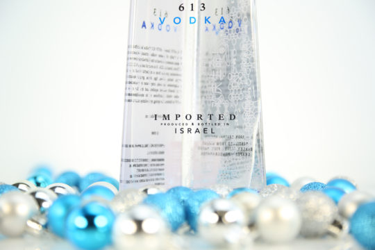 AVIV 613 Vodka – Winter