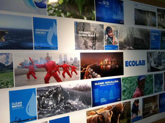 Ecolab – Brand Transformation